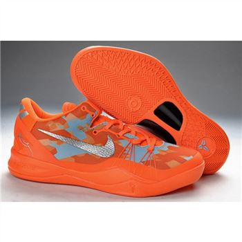 Mens Nike Kobe 8 Elite Series Orange