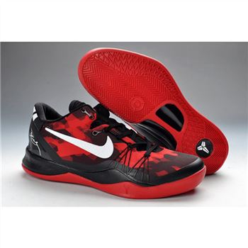 Mens Nike Kobe 8 Elite Series Red Black