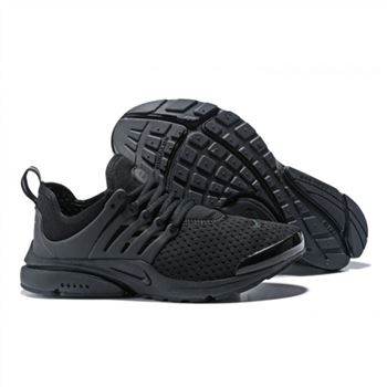 Nike Air Presto Men All Black IV Shoes