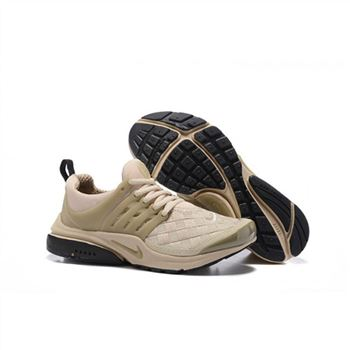 Men Nike Air Presto SE Woven Shoes Neutral Olive Black