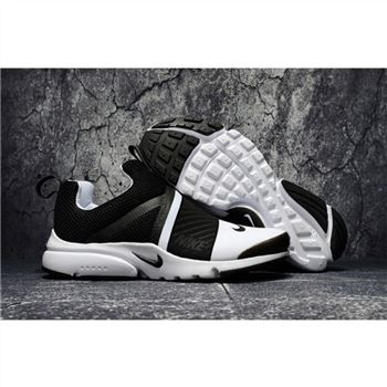 Mens Nike Air Presto Extrem White Black Shoes