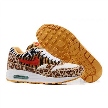 Nike Air Max 87 Leopard Print Womens Shoes