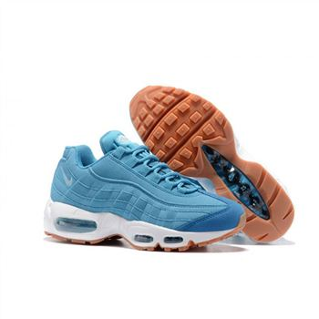 Womens Nike Air Max 95 Essential Blue Russet Shoes