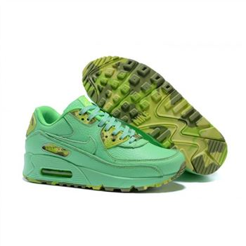 Womens Nike Air Max 90 QS Shoes Mint Green