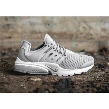 Nike Air Presto 2017 Grey White Shoes For Women