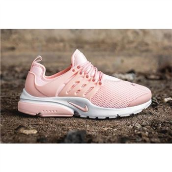 Nike Air Presto 2017 Pink White Shoes For Women