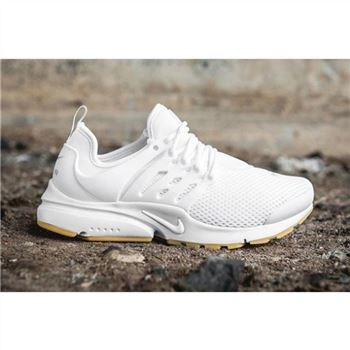 Nike Air Presto 2017 White Shoes For Women