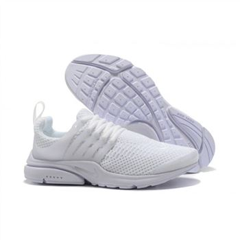 Nike Air Presto Women All White V Shoes