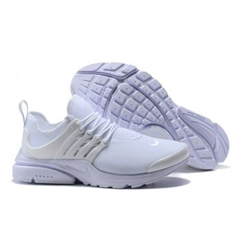 Nike Air Presto Women All White VI Shoes