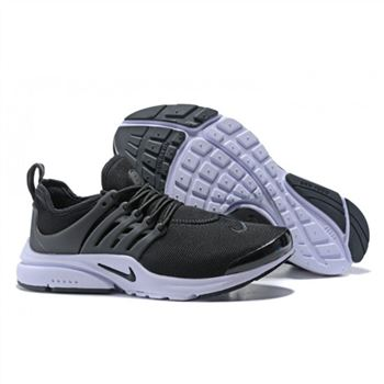 Nike Air Presto Women Black White IX Shoes