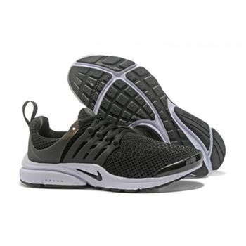 Nike Air Presto Women Black White VII Shoes