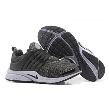 Nike Air Presto Women Black White VIII Shoes