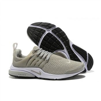 Nike Air Presto Women Gray White VI Shoes