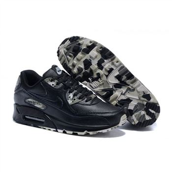 Mens Nike Air Max 90 QS Shoes Black
