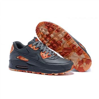 Mens Nike Air Max 90 QS Shoes Dark Gray