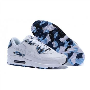 Mens Nike Air Max 90 QS Shoes White
