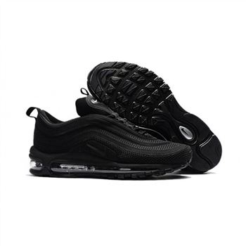 Nike Air Max 97 All Black Shoes For Men