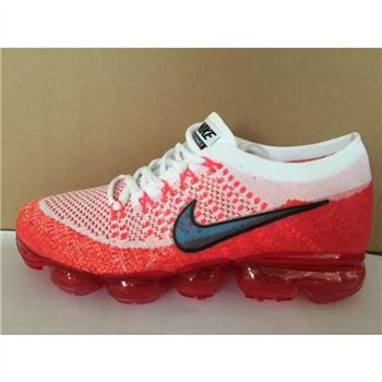 Mens Nike Air VaporMax Shoes Red White