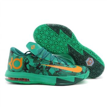 Mens Nike Zoom KD 6 Easter Green